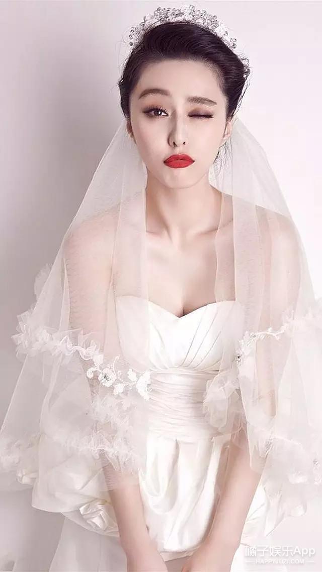 范冰冰和李晨的婚紗照曝光了?簡直美到要哭了!最後一張也太幸福了吧!