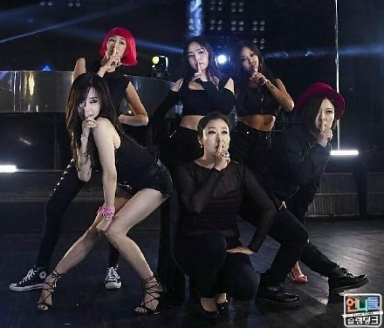 韩综艺《姐姐们的slamdunk》:只要有梦想,多大年龄都不怕