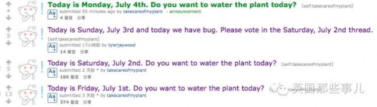 这小哥为了让网友帮自己养花...结果,真正找来了一大波水军