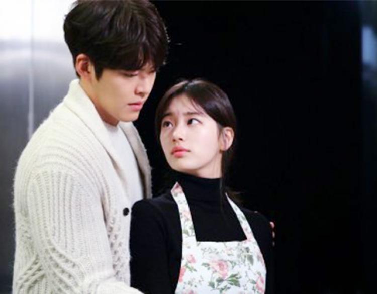 裴秀智|有李敏镐做男朋友还不行,新剧又跟金宇彬组起了CP!
