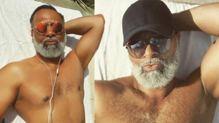 54岁老爷子又当网红又撩妹,全靠胸肌和大长腿