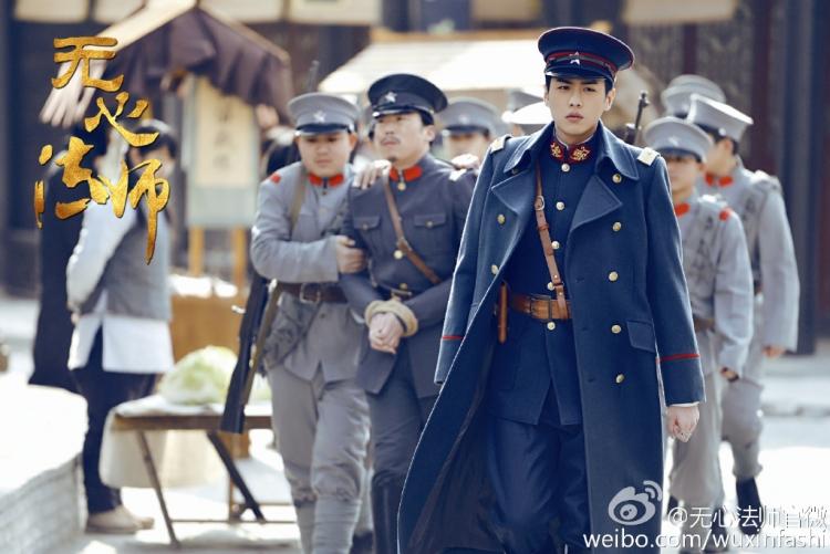 """这下可好,杨洋、鹿晗、吴亦凡通通跑去""""当兵""""了!"""