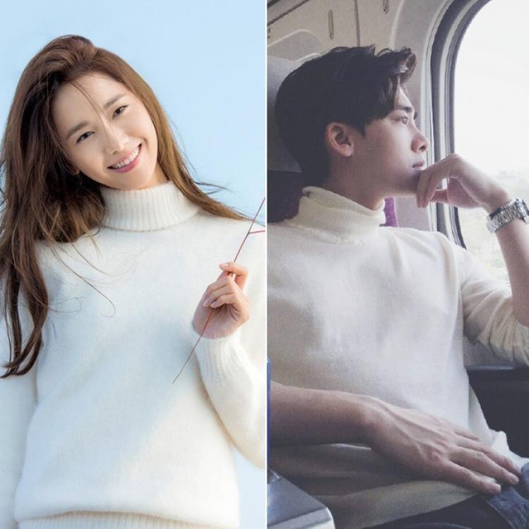 都说李易峰、林允儿不是情侣,可看他们的穿衣谁会信?