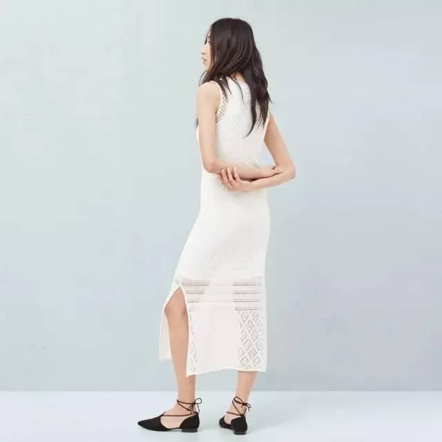 怎么把蕾丝、镂空、透视穿得清新美丽不俗气?