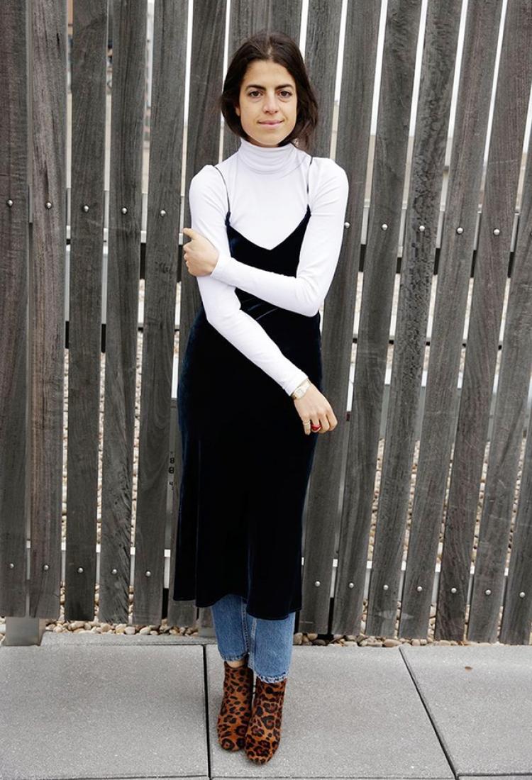 T恤+吊带,被国民妹妹IU穿的好清爽!