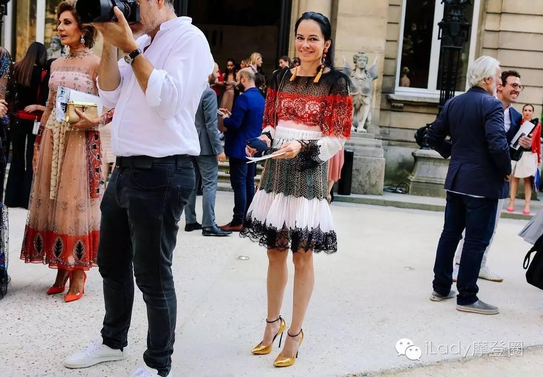 """""""女神聚会""""巴黎高定周,最美画面我们都帮你整理了!"""