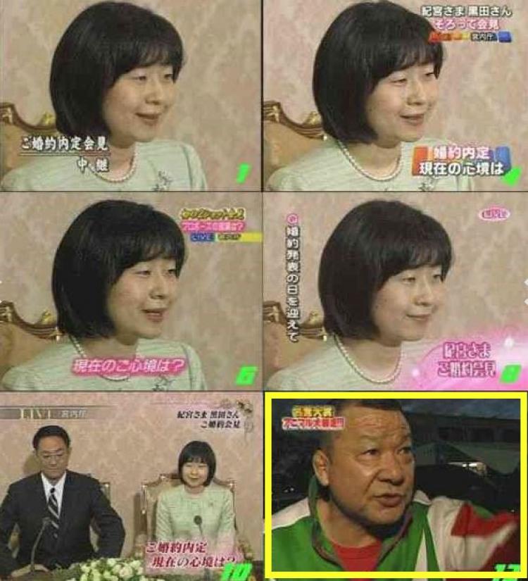 要说清奇,日本东京电视台才是天下第一强