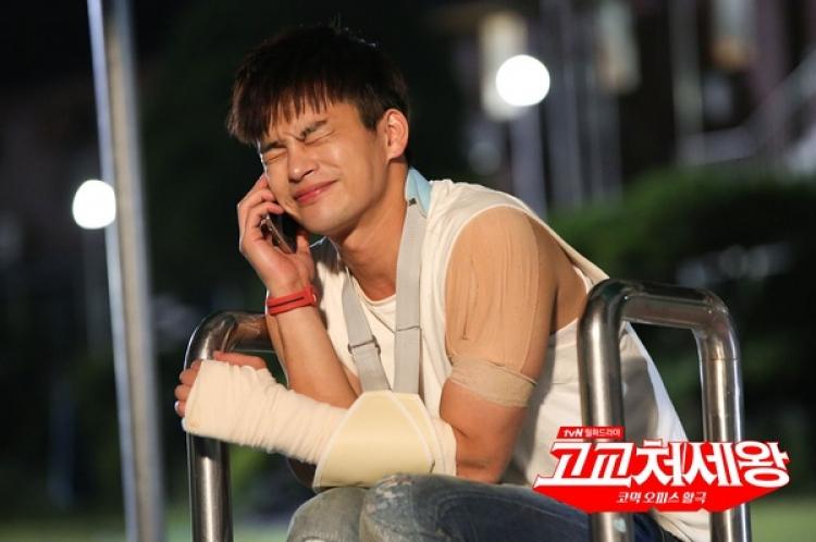 不会跳舞的歌手不是好演员,任时完、D.O、陆星材都是演技Idol!