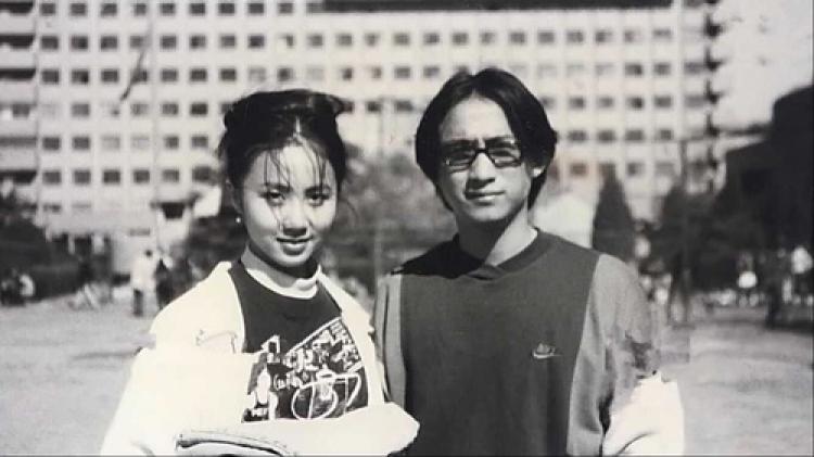 【老照片】黄磊说他年轻时像张艺兴一样白净,果然没错