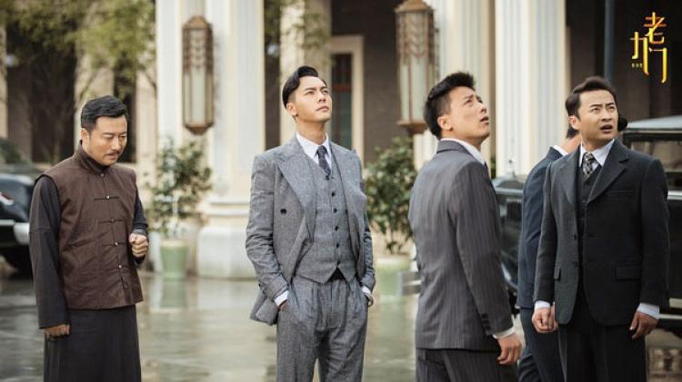 《老九门》张艺兴PK陈伟霆|戏里戏外除了颜值更要拼衣品!