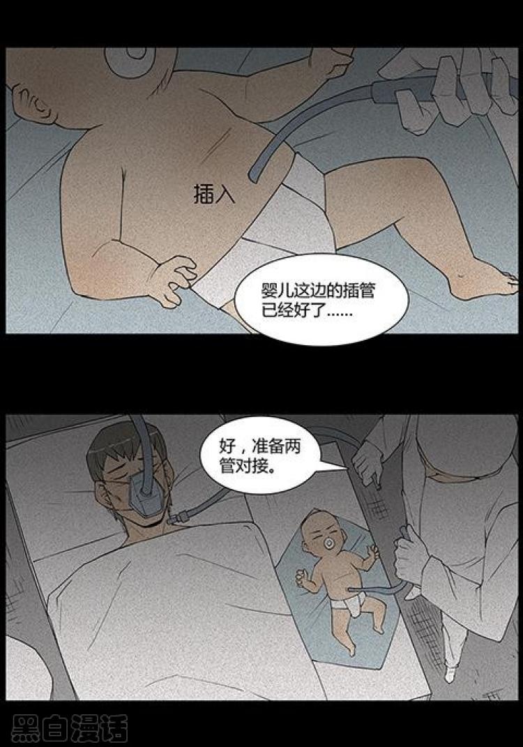 【深夜毒物】生命延长手术,看得我尴尬了