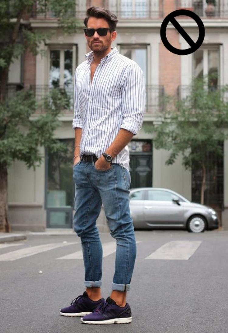 发现井柏然宋钟基这样干净的蓝孩子,最喜欢衬衫搭牛仔裤啦!