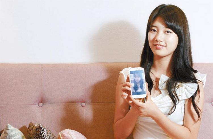 第一位入驻蜡像馆的韩国女艺人,23岁的裴秀智果然是个传奇