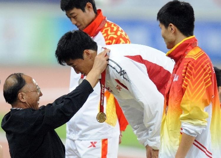 【今天TA生日】刘翔:每次看到他雅典夺冠,就激动的想哭