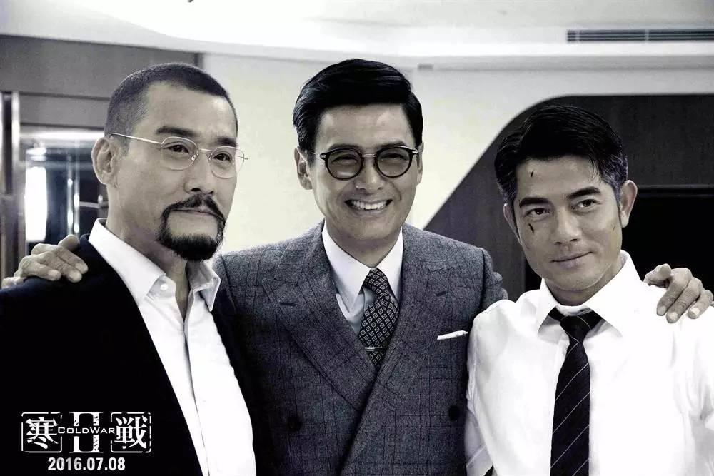 专访《寒战2》陆剑青&梁乐民:我们就是记录香港