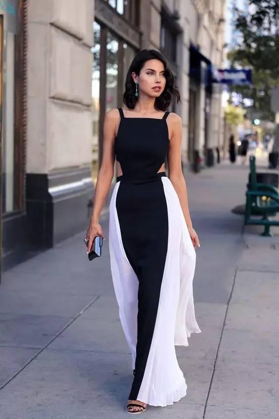 """用最美的姿态过炎夏,看看""""连衣裙女王""""怎么穿!"""
