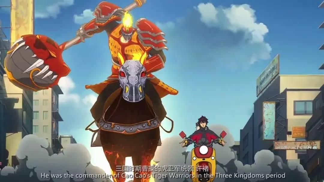 天天说国漫崛起,刷完这剧才敢说中国动画真的要崛起了