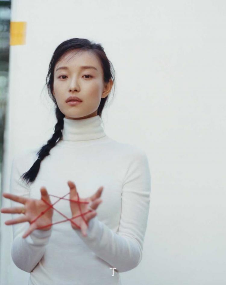 【时装片】倪妮和白百何带来的中国风,真是扑面而来的清爽!