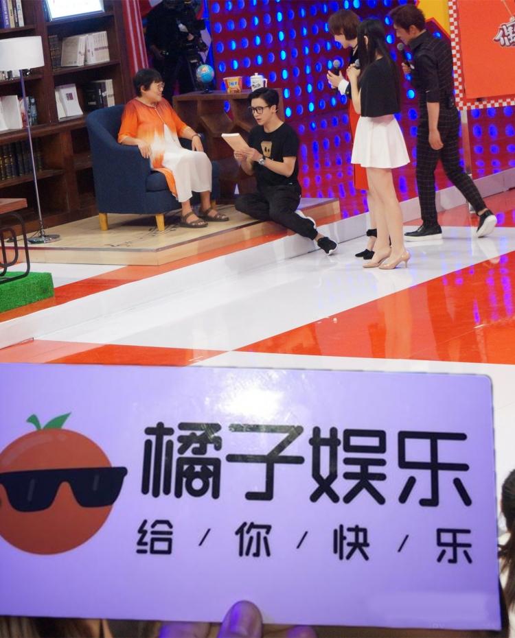 橘子君看薛之谦录了4个小时节目,现在整个人都是疯的