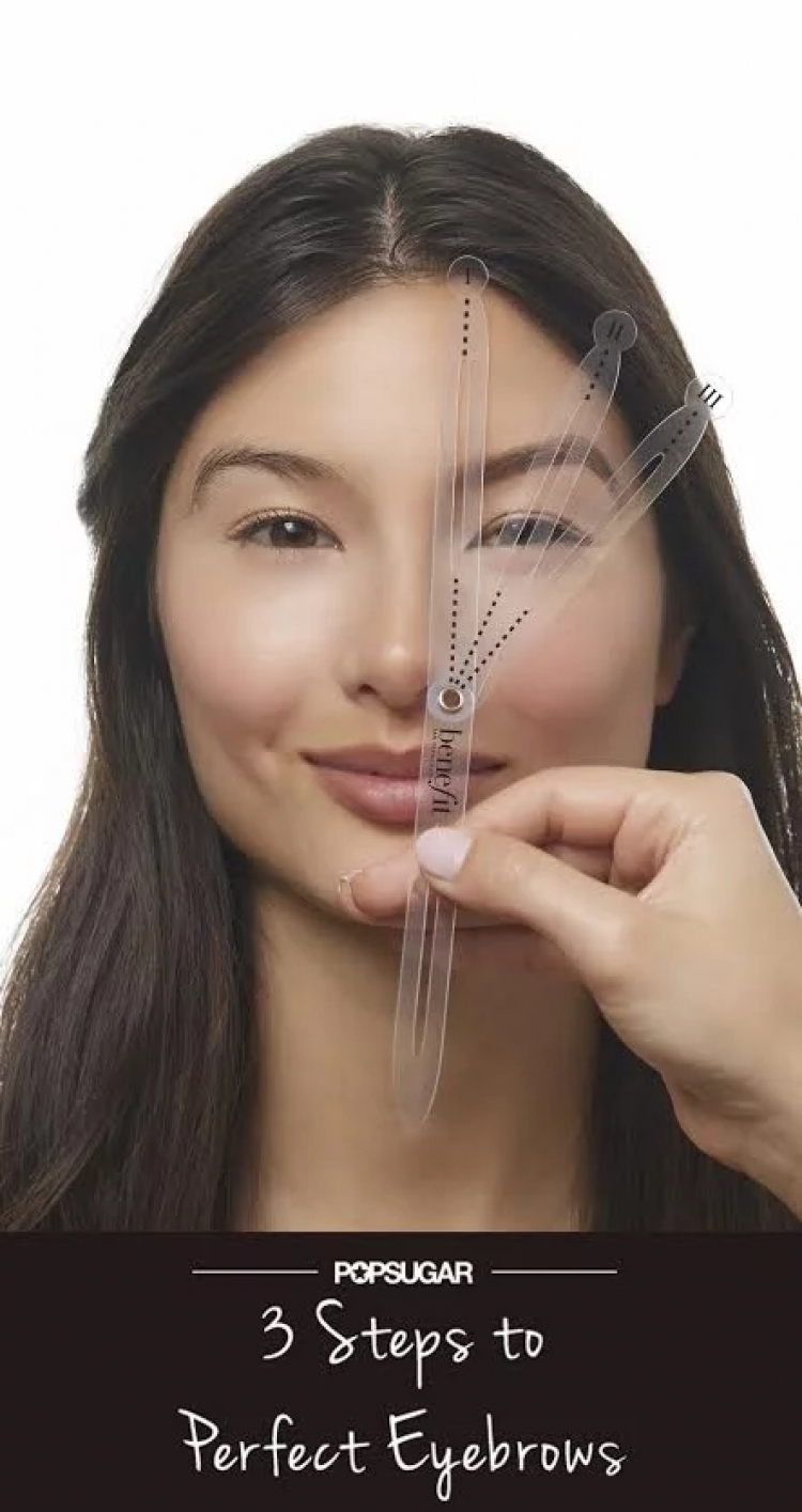 关于眉毛的6件小事get了才能拥有完美眉妆