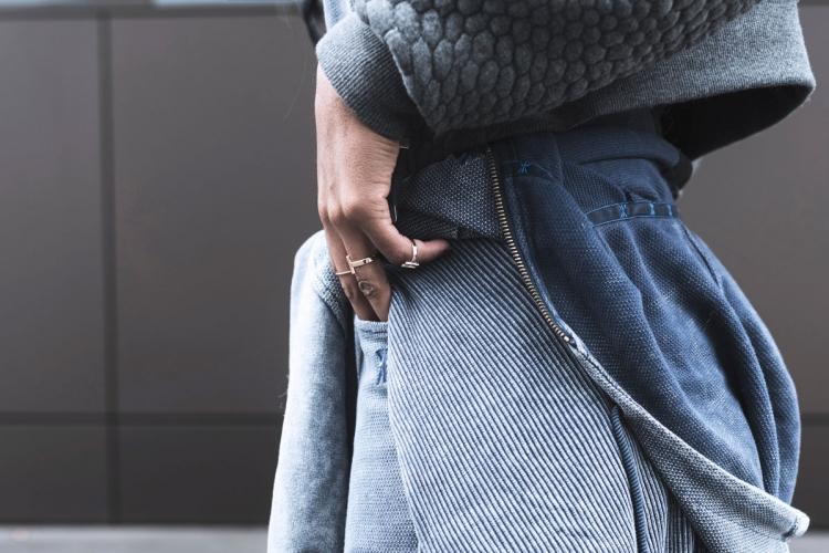 过时的7分裤、拉链帽衫,舍不得扔就学会这些搭配穿不low的搭配!