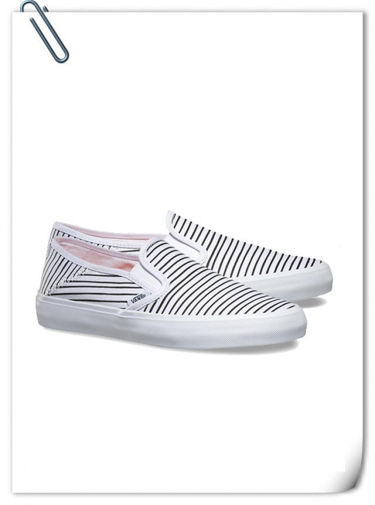 【一衣多穿】Slip-on这么好穿的鞋你得有一双!