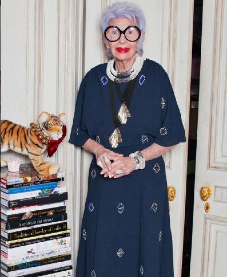 偷戴奶奶的老花镜,我要做今夏最时髦的辣个人!