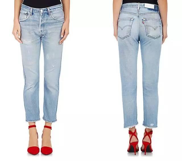 超模为什么都穿这条牛仔裤?因为太值了!