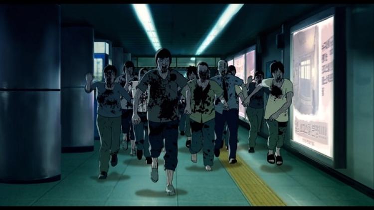 看了《釜山行》前传《首尔站》,终于知道开头感染丧尸的女孩是怎么回事!