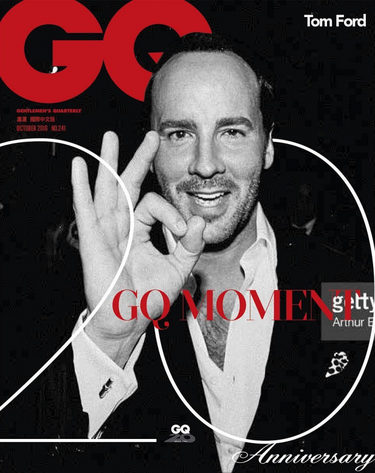 周润发、梁朝伟、贝克汉姆等大咖齐上周年刊封面,台版GQ搞事情?