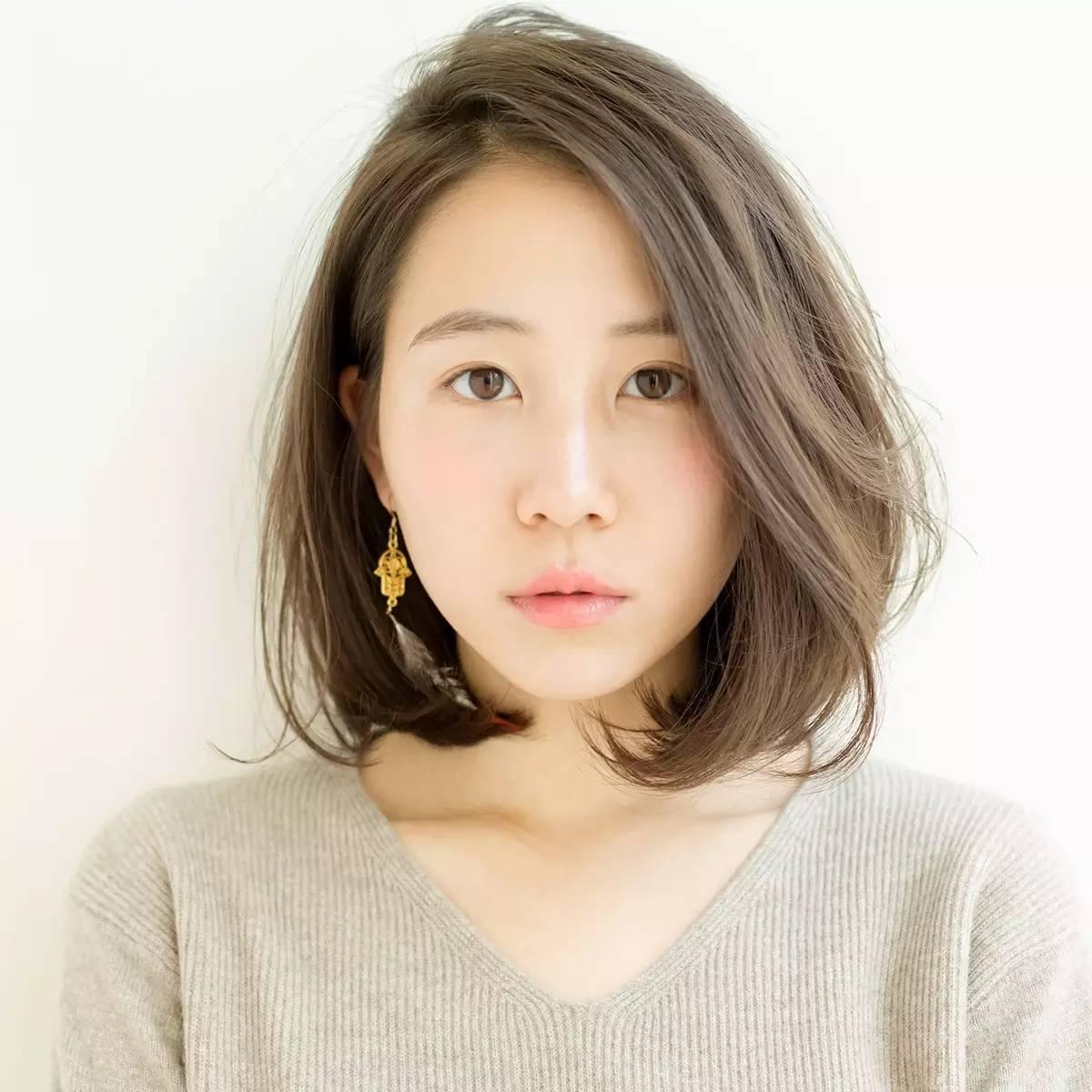 2017最IN日系儿童趋势,据说漂亮的短发都收藏图片女孩烫头发发型图片