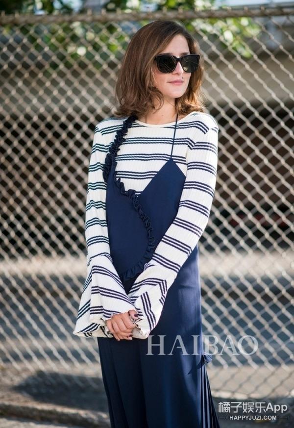 【穿衣MorningCall】2017年,你必须知道的T恤新穿法! -58c5e9678d2bd