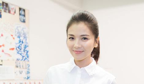 Angelababy唐嫣刘诗诗...白衬衫女神美上天