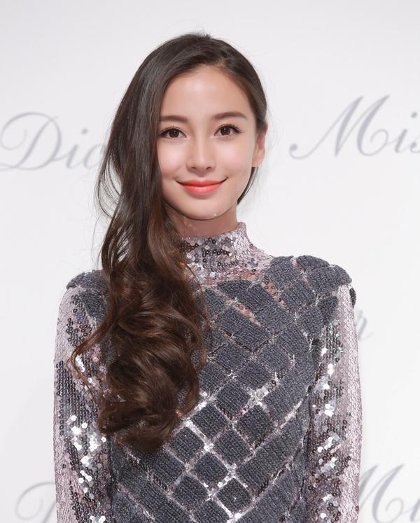 Dior代言人豪华套餐,现已加入Angelababy_KO