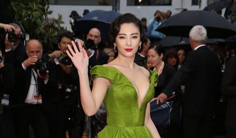 谁最经典?历届华语女星戛纳红毯特辑