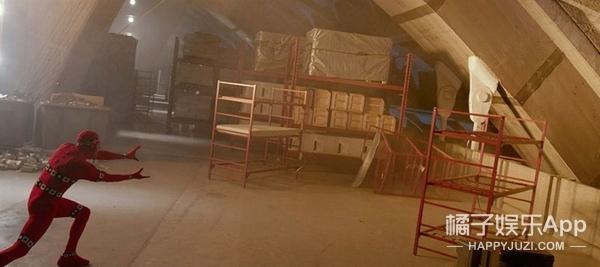 《复联3》超清片场照曝光,没有特效的他们真的不是神经病? -59560307a1c98