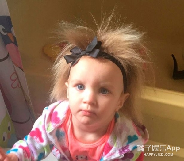 """她每天的头发都像""""起床头"""",这还真不是故意的... -59560932bc8ea"""