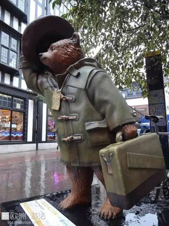 帕丁顿熊作者去世,这只秘鲁小熊温暖了一代代英国人的心...RIP -b54efdf9-75a5-4224-8f72-92d1a052af4e.jpeg!ac1