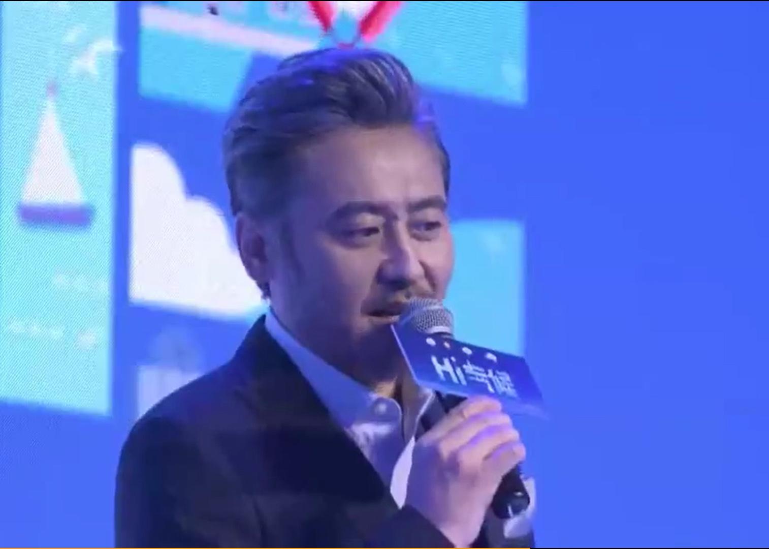 吴秀波大谈演技秘诀,大概是位可爱的哲学家吧!