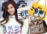买买买 ∣ 这款长了眼睛的包包不是爱马仕 而是大热潮牌!