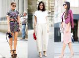欧美街拍|矮妹福利社:她们全是150,但衣服穿的对秒变大高个!