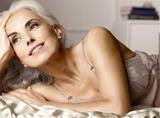 60岁还能做超模 除了会保养还需要什么?
