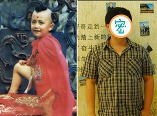 29年过去了,《西游记》里的红孩儿,现在长成这样了!