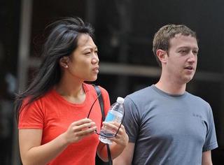 普莉希拉·陈——成为Facebook创始人妻子,绝不是幸运!