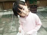 她是全球最年轻美女 ,3岁倾城,5岁倾国