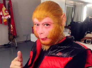 央视春晚看不到美猴王,但春节戏曲晚会有他!