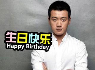 【今天他生日】佟大为:严师猫爸,其实他最爱的是高富帅