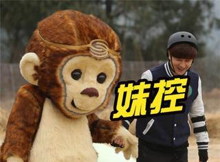 陈浩民带妹妹去了《疯狂的丛林》,段誉的妹妹原来长这样!