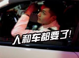 男神和豪车是标配,你看过你家男神开车的帅照了吗?