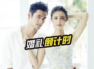 袁弘张歆艺婚纱照曝光,你俩也太有夫妻相了吧!